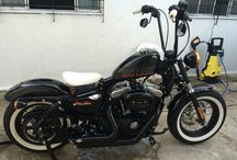My bobber / This is my bobber project. I enjoyed the result.