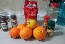 Marmellate / Marmellata di arance e spezie