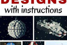 Lego / Ideas for luca