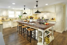 Kitchens / by Coco Day