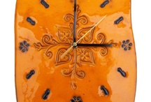 horloge céramique
