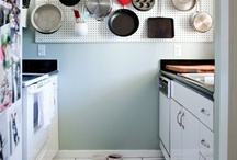 Kitchens & Nooks / Kitchens & kitchen nooks to inspire you. / by Yahoo Homes