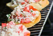 summer easy-peasy recipes