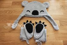 Crochet Patterns / Patterns I don't have boards for.