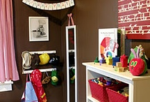 Kids Bedroom / Inspirations, DIY ideas, tips and inspiration for kid's bedrooms. / by Mommy Hates Cooking