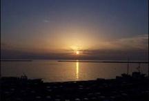 Romantic Italian Sunsets