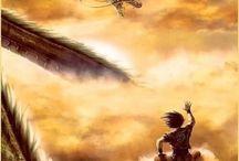 Mundo magico y Anime
