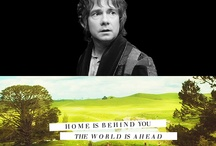 The hobbit / by Phillippa Bailie