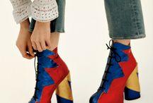 Socks++ Woman Moodboard
