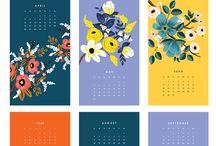 kalender prosjekt