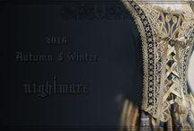 Nightmare / ❤︎Nightmare items at Wunderwelt Fleur♥ Wunderwelt Fleur is an official retailer for Nightmare.