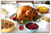 ~THANKSGIVING~ / One of my favorite holidays / by JoAnn Lopez