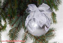 Boże Narodzenie, Święta, Mikołaj - bombki, prezenty, ozdoby / Boże Narodzenie, Święta, Mikołaj - bombki, prezenty, ozdoby