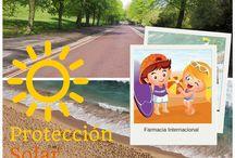 Verano Saludable Protección Solar