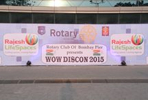 WOW, The Rotary District Conference 2015 / It was great to be a part of two days of Motivation & Entertainment at WOW, The Rotary District Conference 2015. This was the biggest Rotary District Conference in 109 years.   www.rajeshlifespaces.com