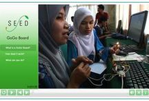 SEED GoGo Board Resources / by SEED - Schlumberger Excellence in Education Development