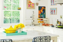 Kitchen Ideas / by Angie Hickox