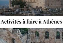 ◇ Athènes / Péloponnèse