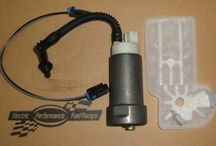 Buick Touraza fuel pump