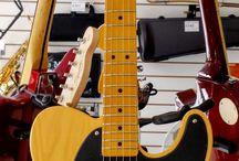 Squier Guitars / Squier Guitars