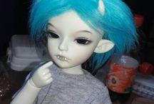 BJD my dolls