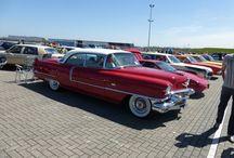 klassiekers / klassieke auto's