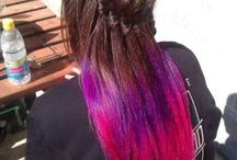Hair color / by Christine Butzlaff