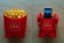 Transformers / Transformers Happy Meal Toys / by McDonald's Arabia