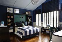 Pudge's room