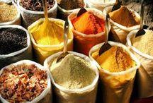 Asian Spices, Tea, Beans