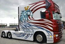 We love... Scania