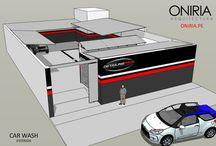 Car Wash, Talleres - Oniria Arquitectura