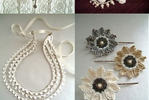 Pones de flores margaritas / Tejidas a crochet