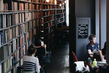 Bookstore Cafe Ideas