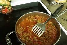 Main Dish Recipes-Southern Food Junkie / Recipes from the Southern Food Junkie Kitchen. These feature main dishes or entres'