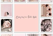 Colorful Moodboards