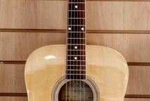 Deacon / Acoustic Guitars