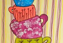 Delightful Doodles  / by SallyO'