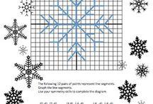 wiskunde- kerstactiviteiten