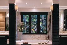 Dream bathroom interiors