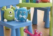 crochet  / by Toy Strick
