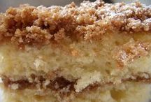Southern Cake Recipes / Best cake recipes from true southern cooks! / by Tina Holt