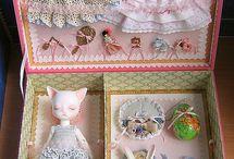 Doll dress / Doll dress