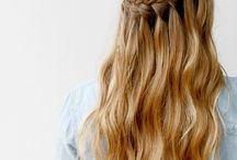 Beautiful Braided Hairstyles / Braids are hot, hot, hot and way beyond basic pigtails these days. We've rounded up our favorite braided looks including French braids, fishtail braids, braided styles for short hair, beginner and easy-to-do braided styles, and braided updos. More even more braiding, visit: http://www.divinecaroline.com/beauty/hair/braided-hairstyles  / by DivineCaroline.com