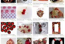 Etsy Social Media Team - Great Finds / Eclectic collection of vintage and handmade goods from sellers on Etsy.com / by Nicki Harris