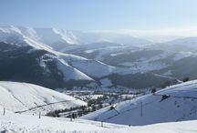 Paisajes con nieve / Zonas rurales y de montaña