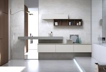 Groove System / modular bathroom design without handle