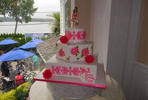 WOTL: Cakes We've Made / Wedding and Event Cakes