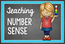 Number Sense / Activities, ideas, and resources for teaching number sense with deep conceptual understanding / by Math Coach's Corner