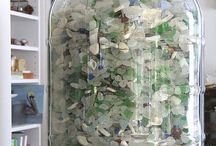 Sea Glass / I love to see different types of sea glass from around the world.